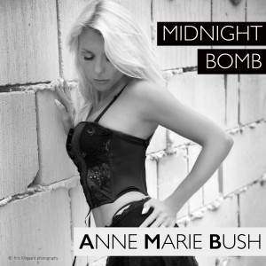 Single Midnight Bomb by Anne Marie Bush. Photo by Eric Klitgaard